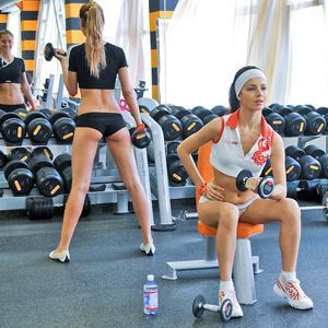 Фитнес-клубы Назрани