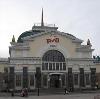 Железнодорожные вокзалы в Назрани